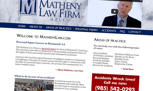 LAW FIRM PACKAGE