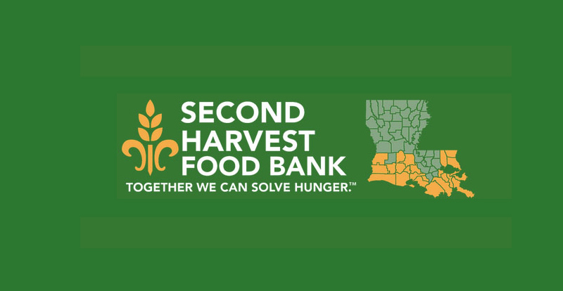 Second Harvest Food Bank New Orleans La